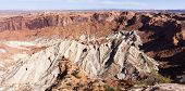 Upheaval Dome At Canyonlands National Park, Utah
