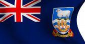 Bandeira das Ilhas Falkland