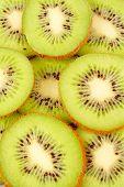Kiwi Obst Hintergrund