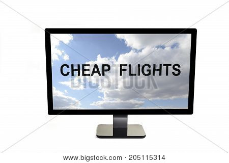Low cost airlines have cheap flights all the time