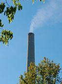 Smokestack In The Sky