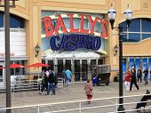 O Bally's Casino - passeio marítimo de Atlantic City