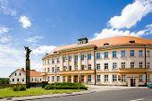 town hall, Nove Mesto nad Metuji, Czech Republic