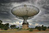 Parks Radio Telescope Australia