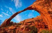 Landschaft Arch