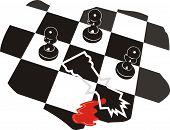 chess - crime