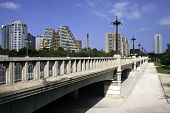 Bridge in Valencia