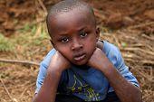 Rwanda boy