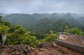 Mountainous Landscape, Cat Ba National Park