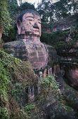 Grand Buddha Of Leshan, Sichuan, China