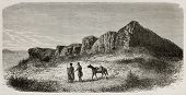 picture of babylonia  - Ctesiphon old view - JPG