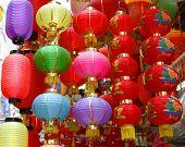 Chinesischen Laternen