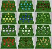Tática de futebol