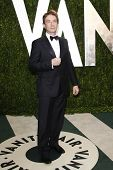 LOS ANGELES - FEB 26:  Martin Short arrives at the 2012 Vanity Fair Oscar Party  at the Sunset Tower