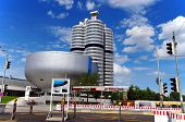 Munich, Germany. The BMW Museum