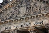 Rijksdag, Berlin, Duitsland