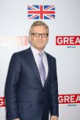 LOS ANGELES - FEB 24:  Kenneth Branagh arrives at the Great British Film Reception at the British Co