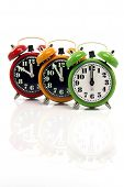 Alarm Clocks Vertical