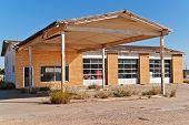 Former Service Station