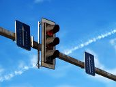 Stoplight In The Sky
