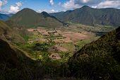 Pululahua Crater, Ecuador