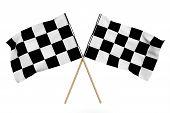 Banderas de carreras