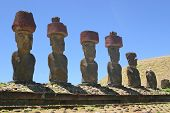 Ahu Nau Nau Moai