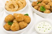 stock photo of chive  - Party Food  - JPG