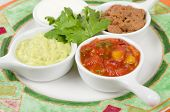 Mexican Dips & Side Dishes