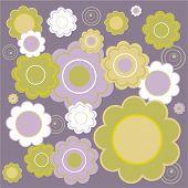 Azulejos florales