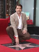 LOS ANGELES - NOV 07:  Javier Bardem arriving to Walk of Fame Honors Javier Bardem  on November 07,