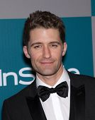 LOS ANGELES - JAN 15: MATTHEW MORRISON arriving to Golden Globes 2012 After Party: WB / In Style on