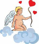Illustration Of Cupid