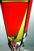 Red And Yellow Drink