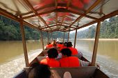 Taman Negara - Speed Boat