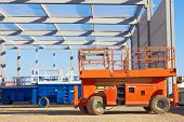 Hydraulic Mobile Construction Platform
