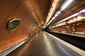 Arts Et Metiers Metro In Paris
