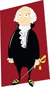Mr George Washington
