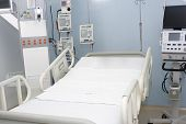 ������, ������: Equipped Hospital Room