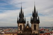 Fairytale Rooftops
