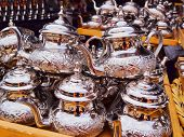 Moroccan Kettle In Rabat