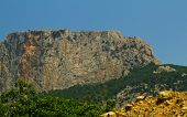 Mountains Of Crimea In Ukraine