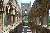 First Floor View of Jedburgh Abbey