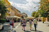Sibiu Main Square