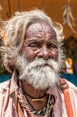 Old Man From Mamallapuram