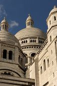 Cathedral Sacre Coeur De Paris. France.