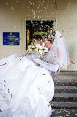 Bride At The Hands Of The Groom