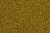Fleecy Texture Of Mustard Color