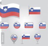 Slovenian flag icon
