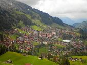 Beautiful Swiss Town